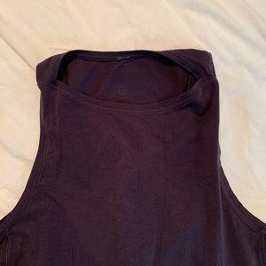 Lululemon women's tank, purple